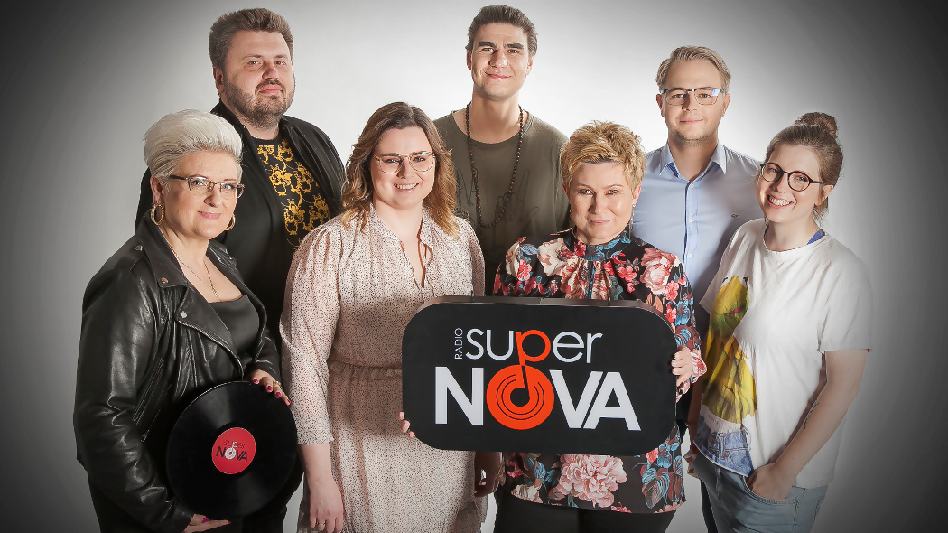 Startuje Radio SuperNova. Co w ramówce nowej stacji?