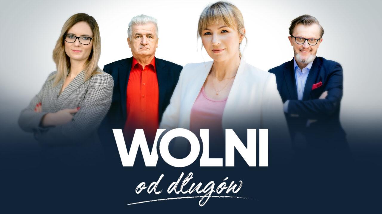 """Anna Guzik i sztab ekspertów pomagają wyjść z zadłużenia. """"Wolni od długów"""" od 27 maja w Polsacie"""