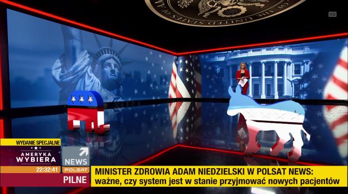 Polsat News przenosi się do studia Superstacji