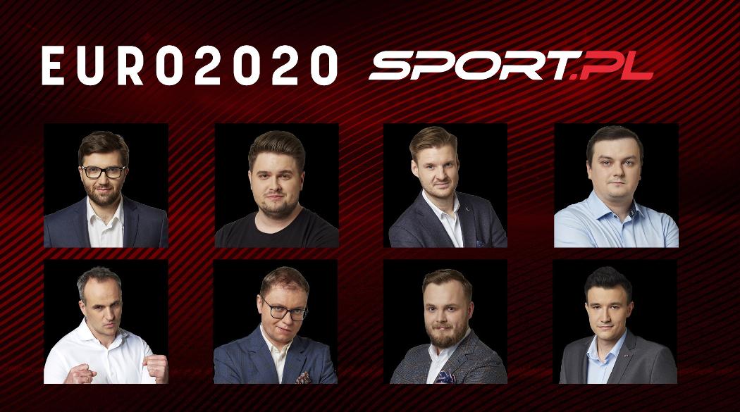 EURO 2020 w Sport.pl