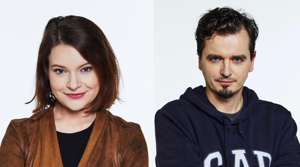 Justyna Michalska i Andrzej Kulasek