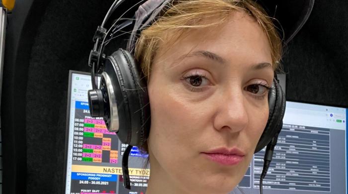 Kinga Kosik-Burzyńska z Klubu Komediowego nową prowadzącą poranki w RMF FM