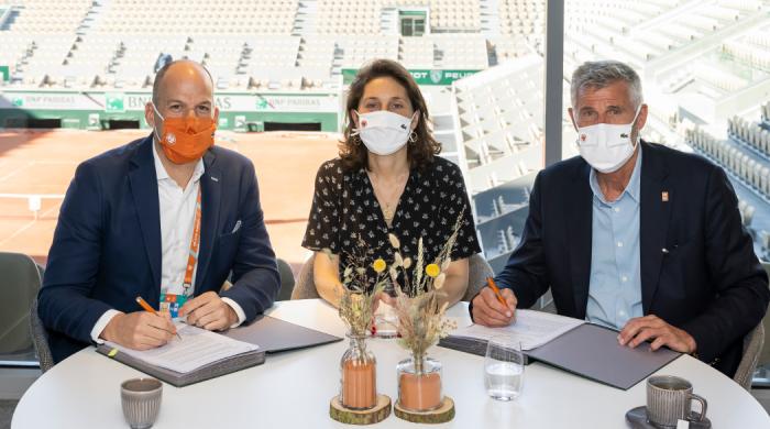 Roland-Garros przez kolejne lata na kanałach Grupy Discovery