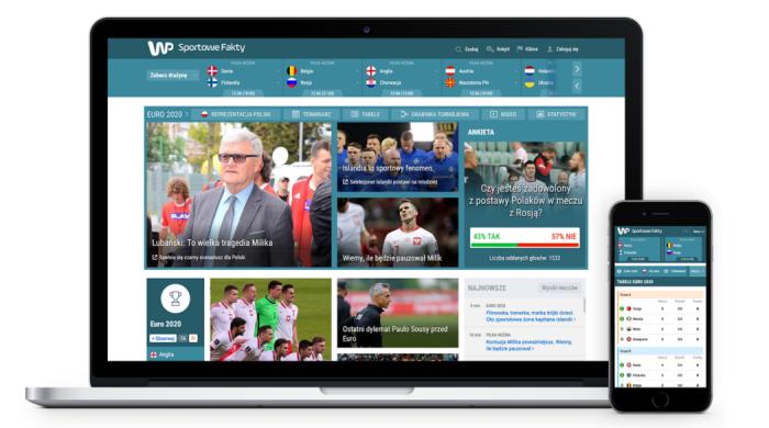 EURO 2020 w serwisach Wirtualnej Polski. Specjalna stacja radiowa w Open FM