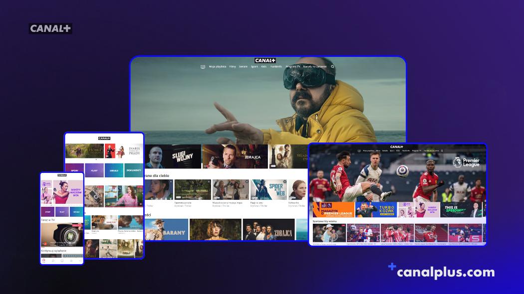 Platforma Canal+ ogranicza nc+GO. Dodatkowe benefity w Canal+ Online