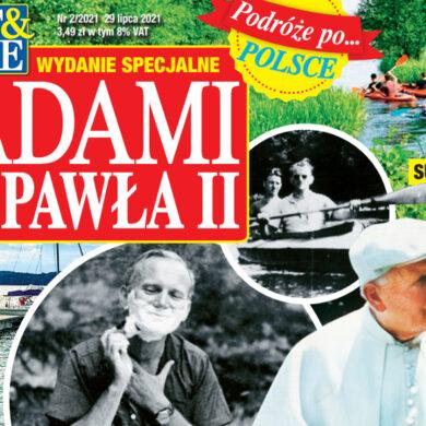 Szlaki wędrówek górskich Jana Pawła II w specjalnym wydaniu magazynu Świat i ludzie