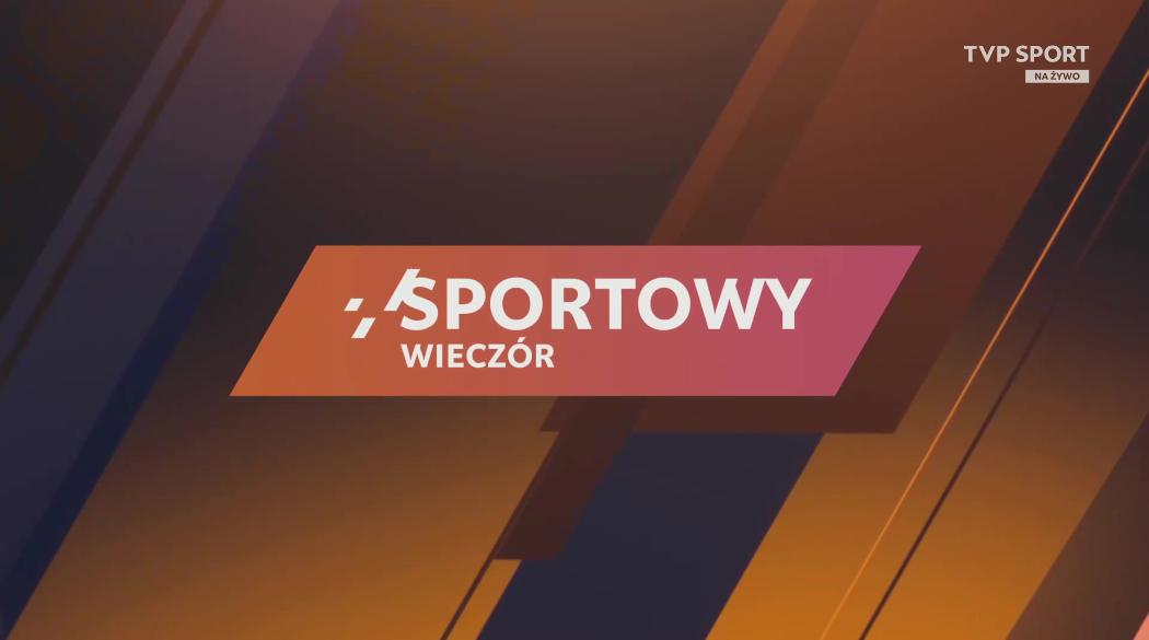 Sportowy wieczór logo