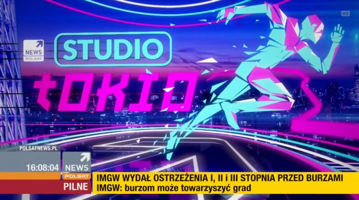 Telewizja Polsat pokaże specjalne programy o Igrzyskach w Tokio