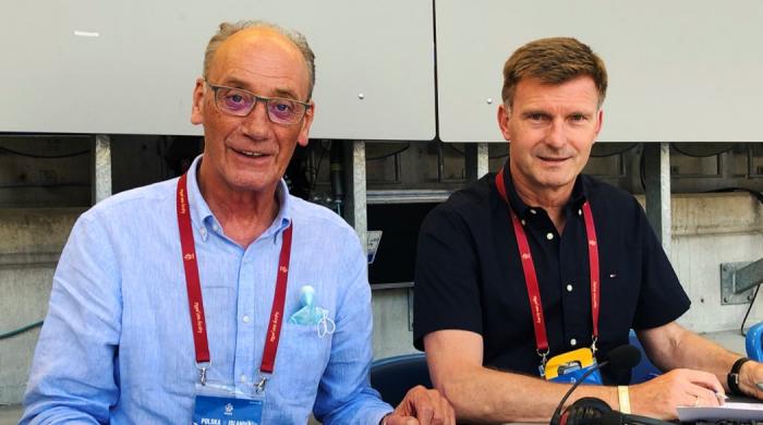 Dariusz Szpakowski nie skomentuje finału EURO 2020