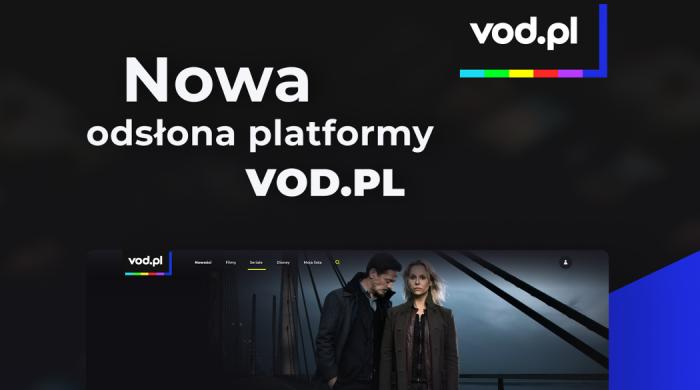Rusza nowa odsłona serwisu VOD.PL