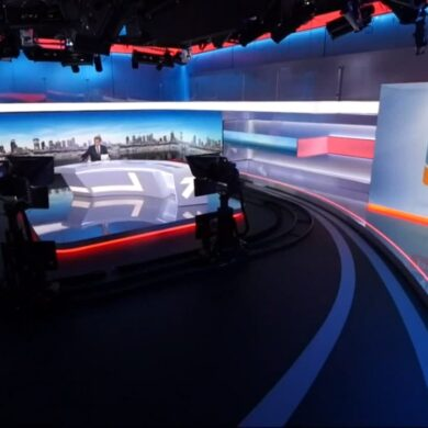 Polsat News w nowej scenografii