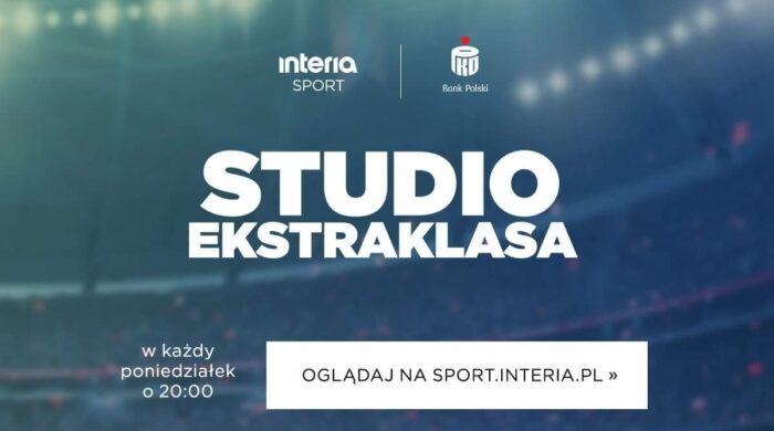 Sebastian Staszewski poprowadzi Studio Ekstraklasa w Sport Interia