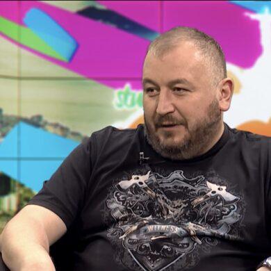 Marcin Grzywacz od 1 września w redakcji sportowej Radiowej Trójki
