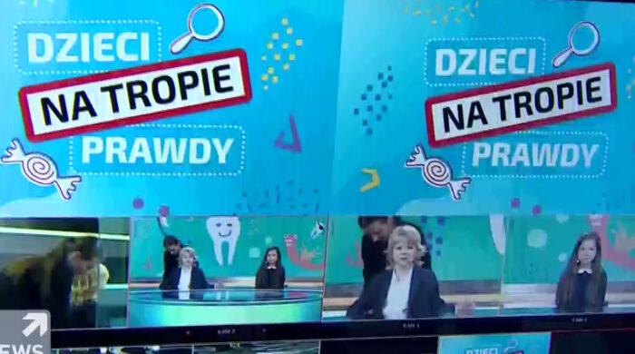 """Mini-program """"Dzieci na tropie prawdy"""" od września w Polsacie i Czwórce"""