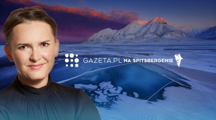 Dziennikarka Gazeta.pl rusza na dwutygodniową wyprawę na Spitsbergen