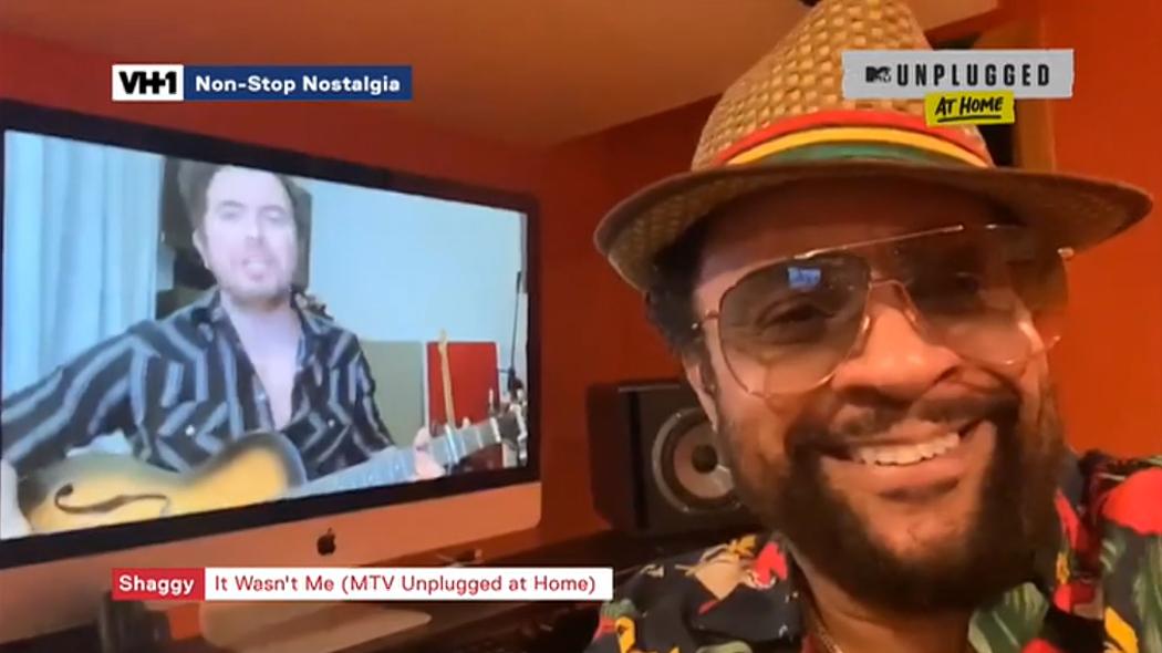 Shaggy - MTV Unplugged