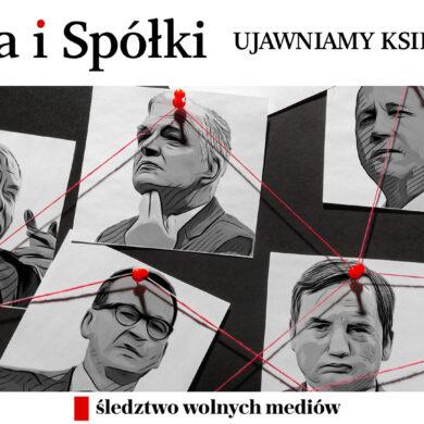 """Gazeta Wyborcza Radio Zet i Onet z wspólnym cyklem """"Partia i Spółki"""""""