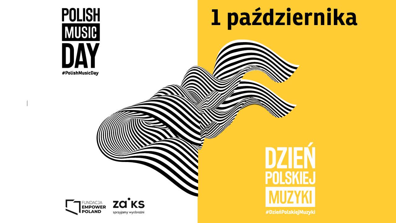 """""""Dzień polskiej muzyki"""" 1 październiku w stacjach radiowych i telewizyjnych"""