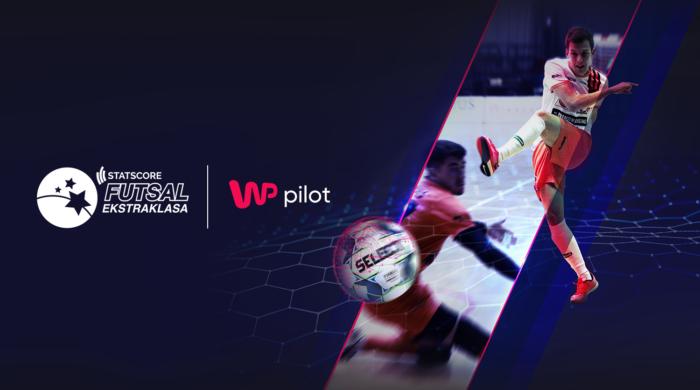 Wszystkie mecze STATSCORE Futsal Ekstraklasa w WP Pilot