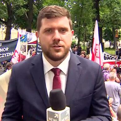 Mateusz Maranowski rozstaje się z Polsat News