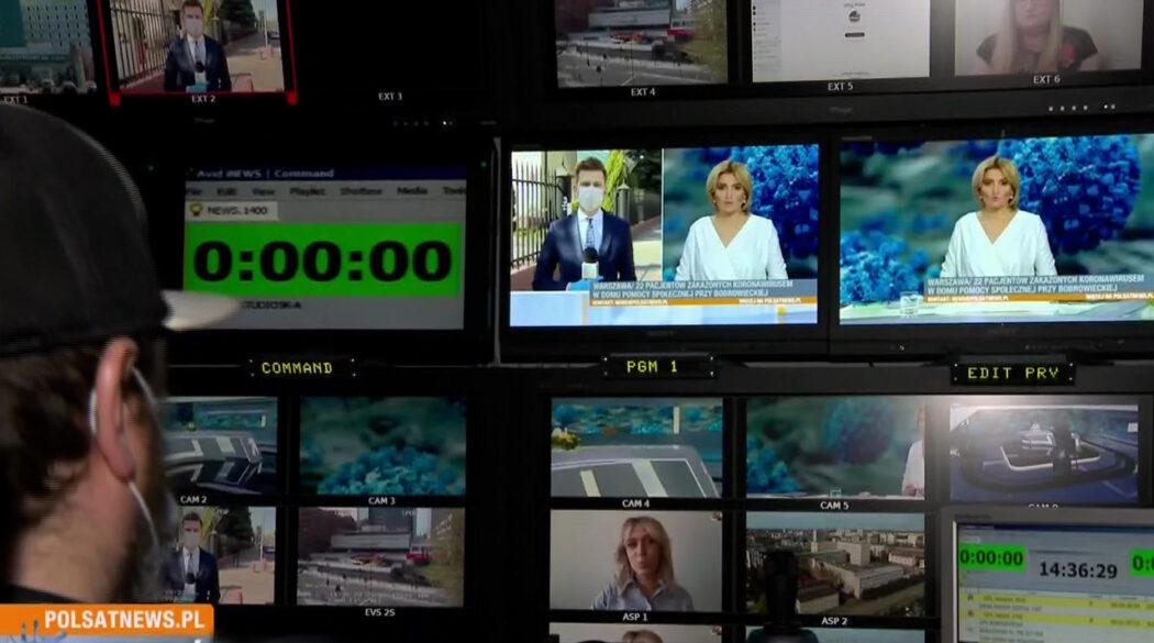 Reżyserka Polsat News