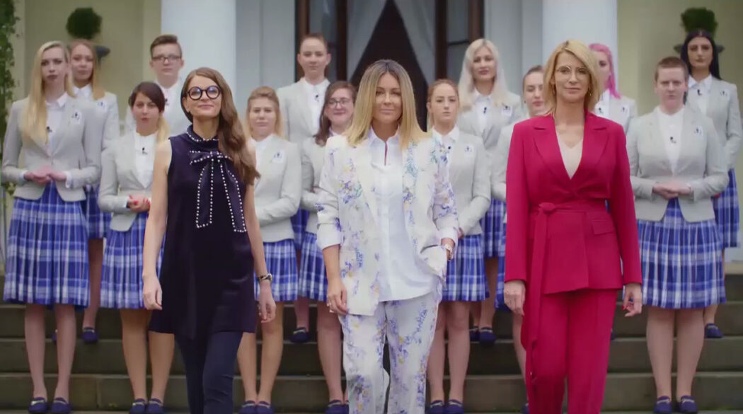 Irena Kamińska-Radomska, Małgorzata Rozenek-Majdan, Tatiana Mindewicz-Puacz