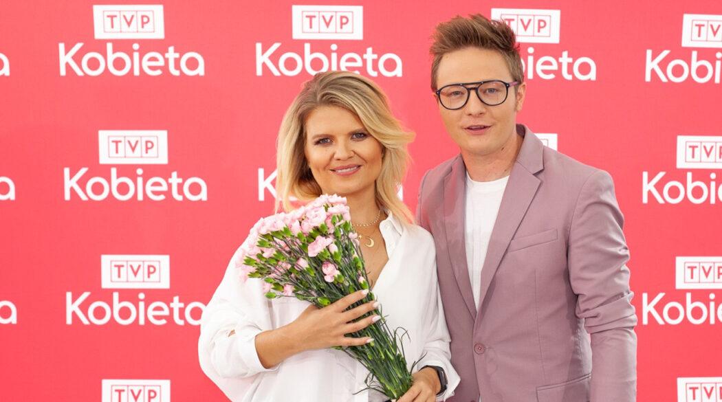 Marta Manowska i Mateusz Szymkowiak