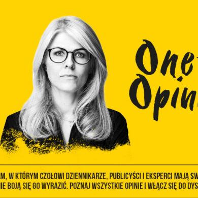 """Renata Grochal dołączy do prowadzących """"Onet Opinie"""""""