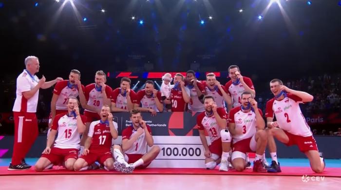 Mecze reprezentacji Polski w piłce siatkowej mężczyzn podczas Mistrzostw Europy w Telewizji Polskiej