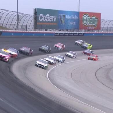 W sobotę początek Round of 8 play-offów NASCAR Xfinity Series. Transmisja w Sportklubie