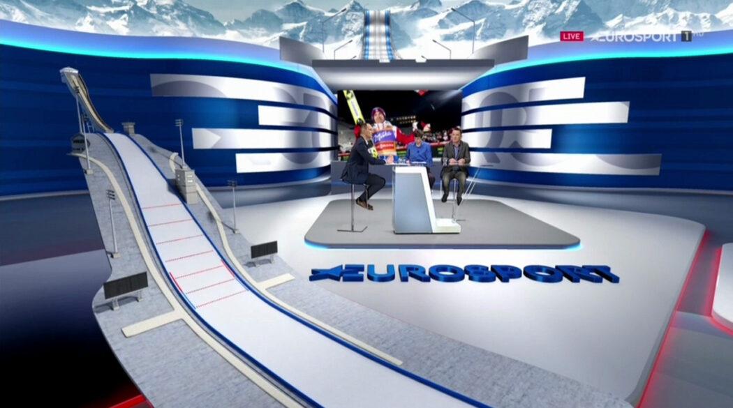 Skoki narciarskie w Eurosport